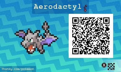 Pokémon QR Codes - Pokémon Sun and Moon Walkthrough