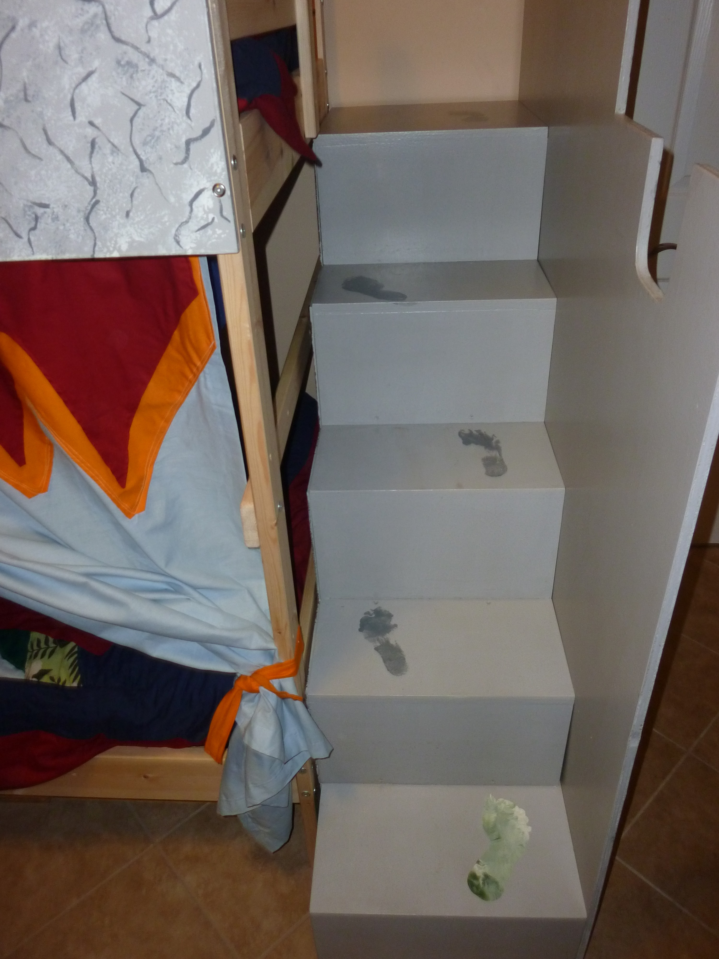 Castle Bunk Bed From Ikea Mydal Thora S Blogthora S Blog
