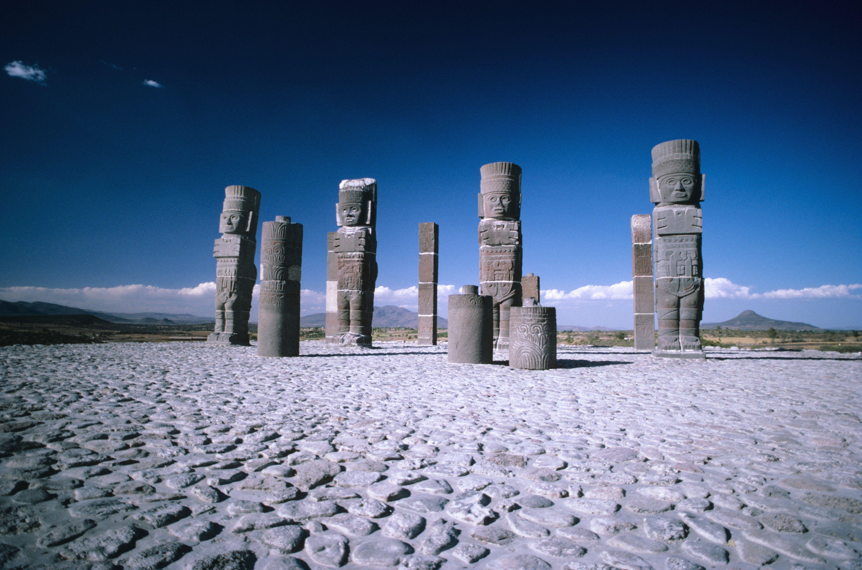 Toltec Art Sculpture And Architecture