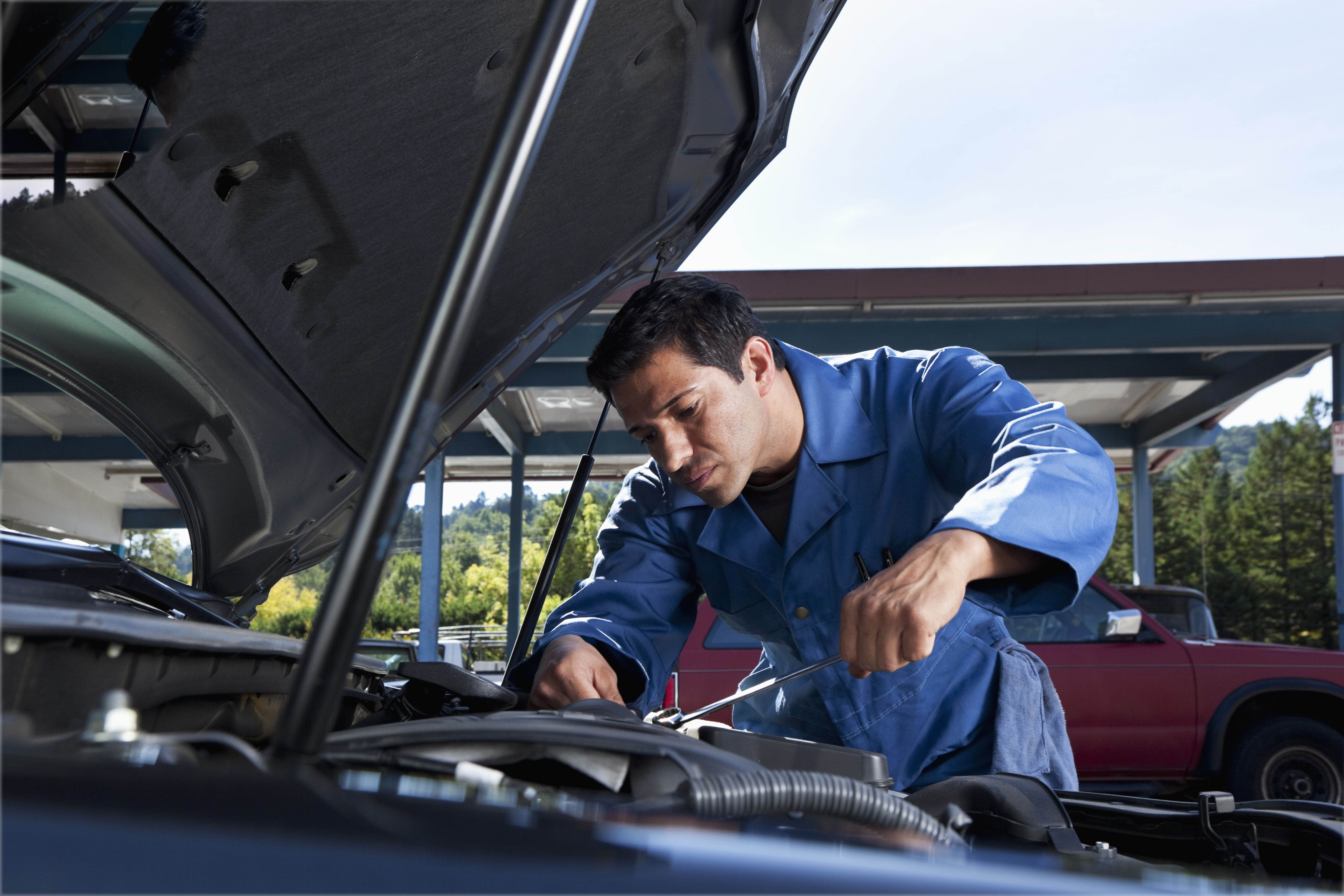 Car It Mechanic Yourself Do