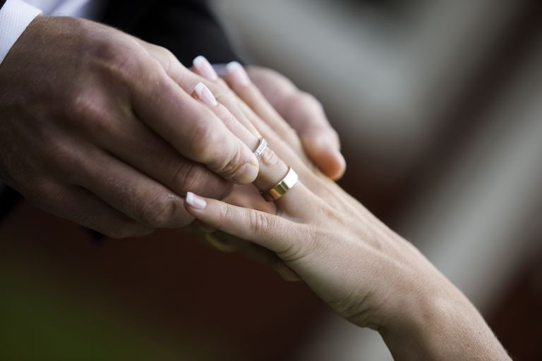 Christian Wedding Vows: Tips and Samples