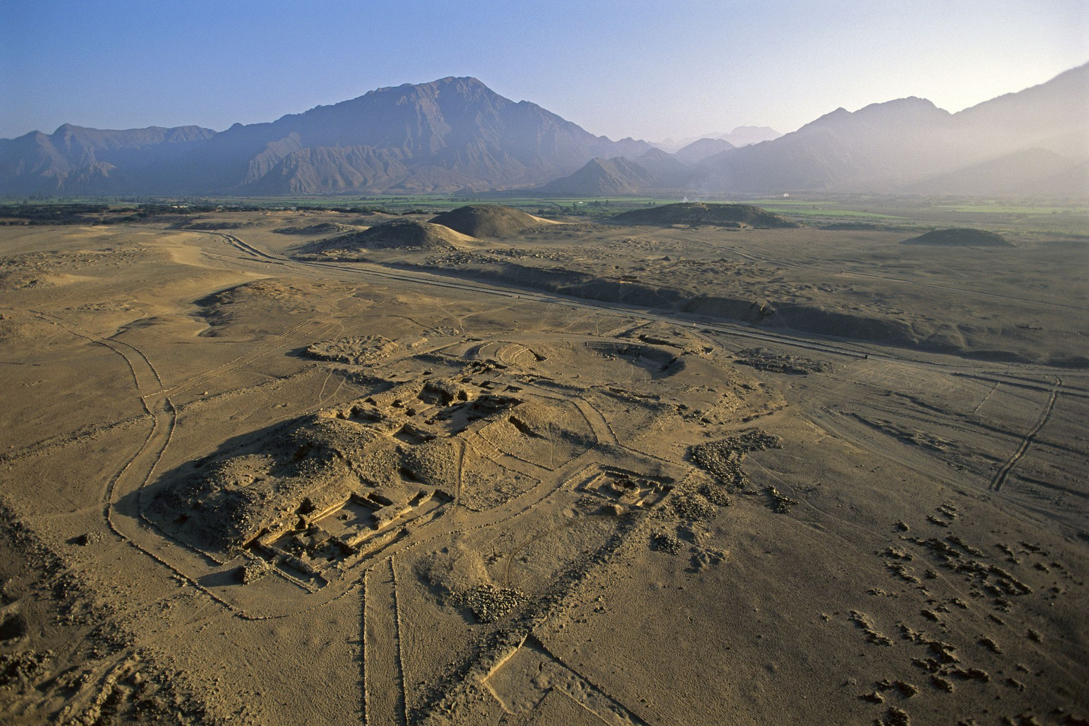 Caral Supe And Norte Chico Early American Civilization