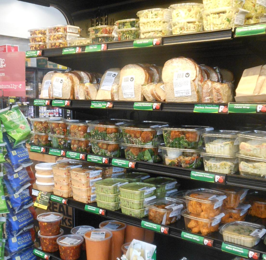 Fresh Market Deli Salads