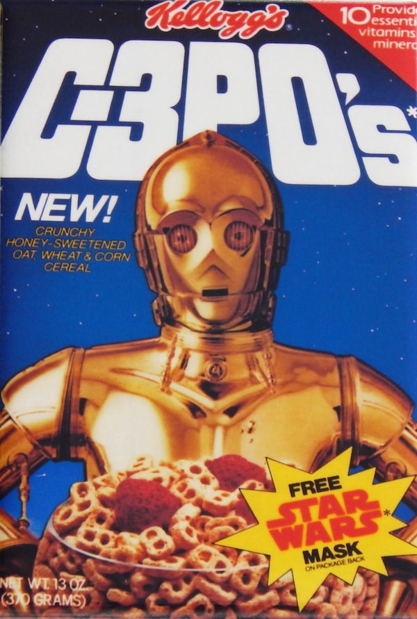 10 Forgotten Cereals Of The 80s And 90s