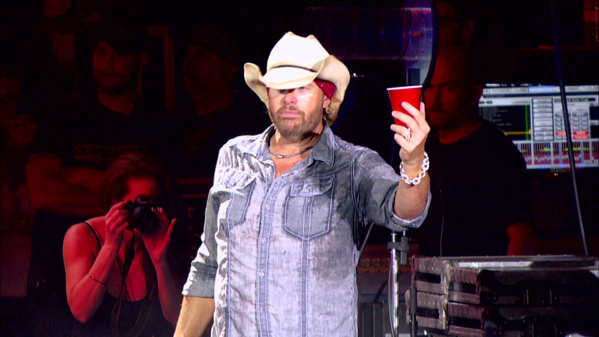 """Toby Keith Announces """"That's Country Bro! Tour"""" 2019 ..."""