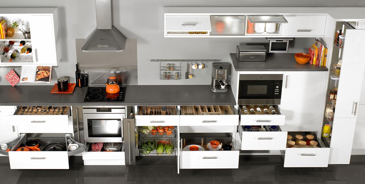 Kitchen Storage Small Kitchens
