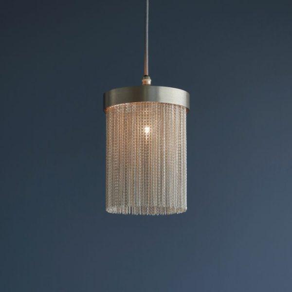 mini pendant light on chain # 69