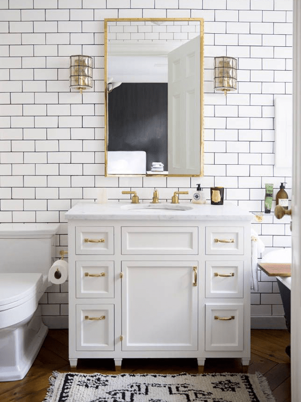 Ideas Decorate Small Bathrooms