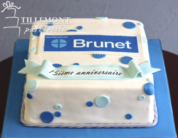 Corporate Cakes Patisserie Tillemont