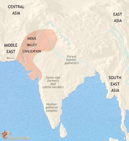 The Indus Valley civilization of Ancient India - TimeMaps