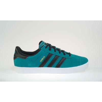 adidas Originals Gazelle 2 J Sneaker Grün   Lifestyle ...