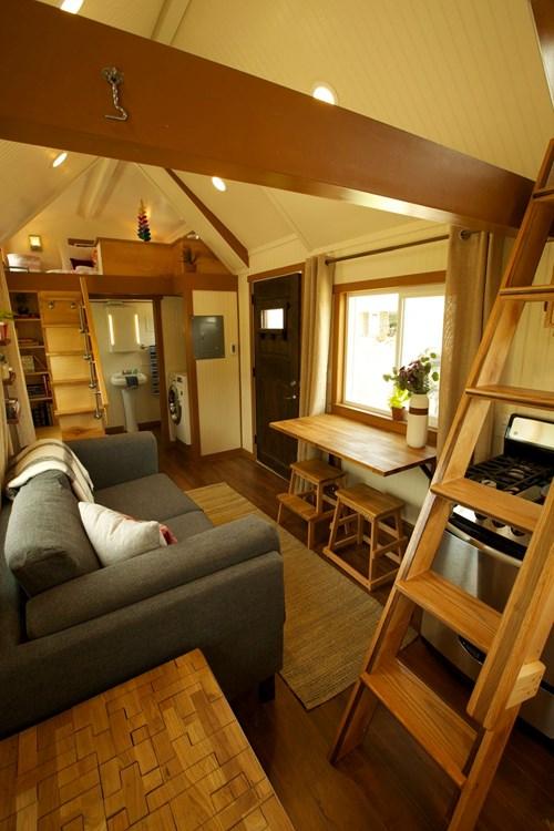 Tiny House For Sale Custom 300 Sq Ft Incl Lofts