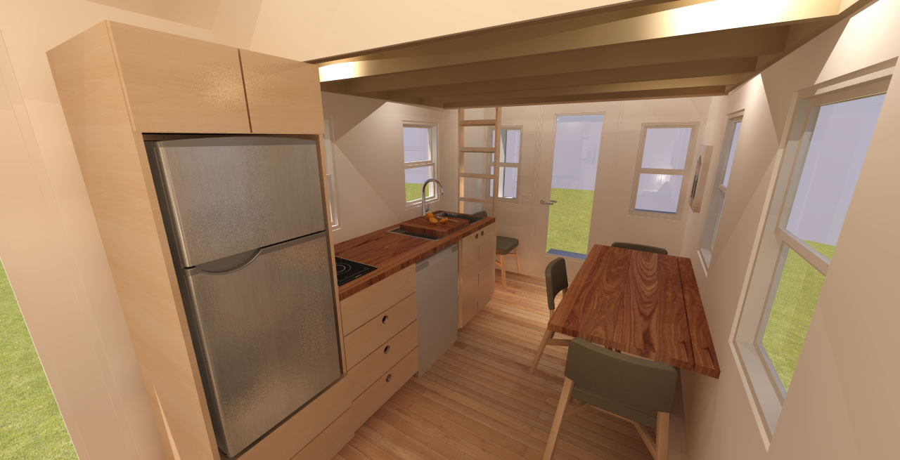 I Want Design My Own Kitchen
