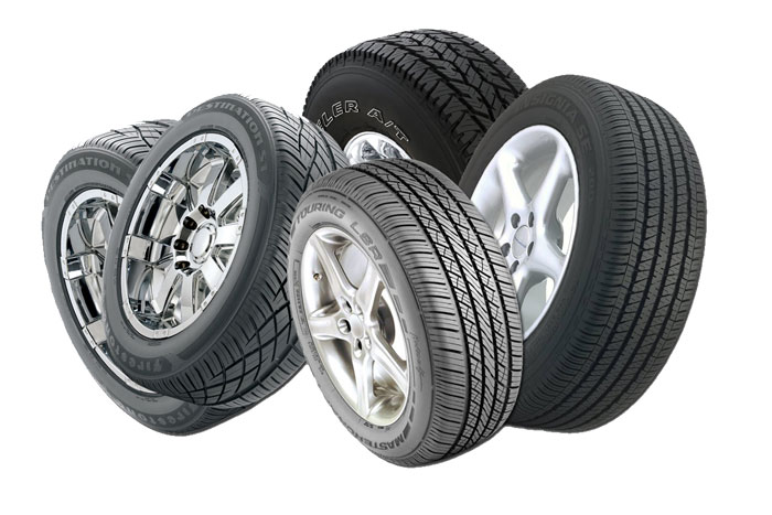 Find Tires My Car