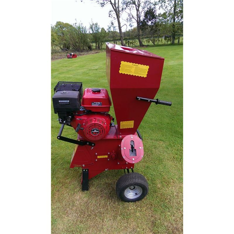 Petrol Chipper Shredder Sale