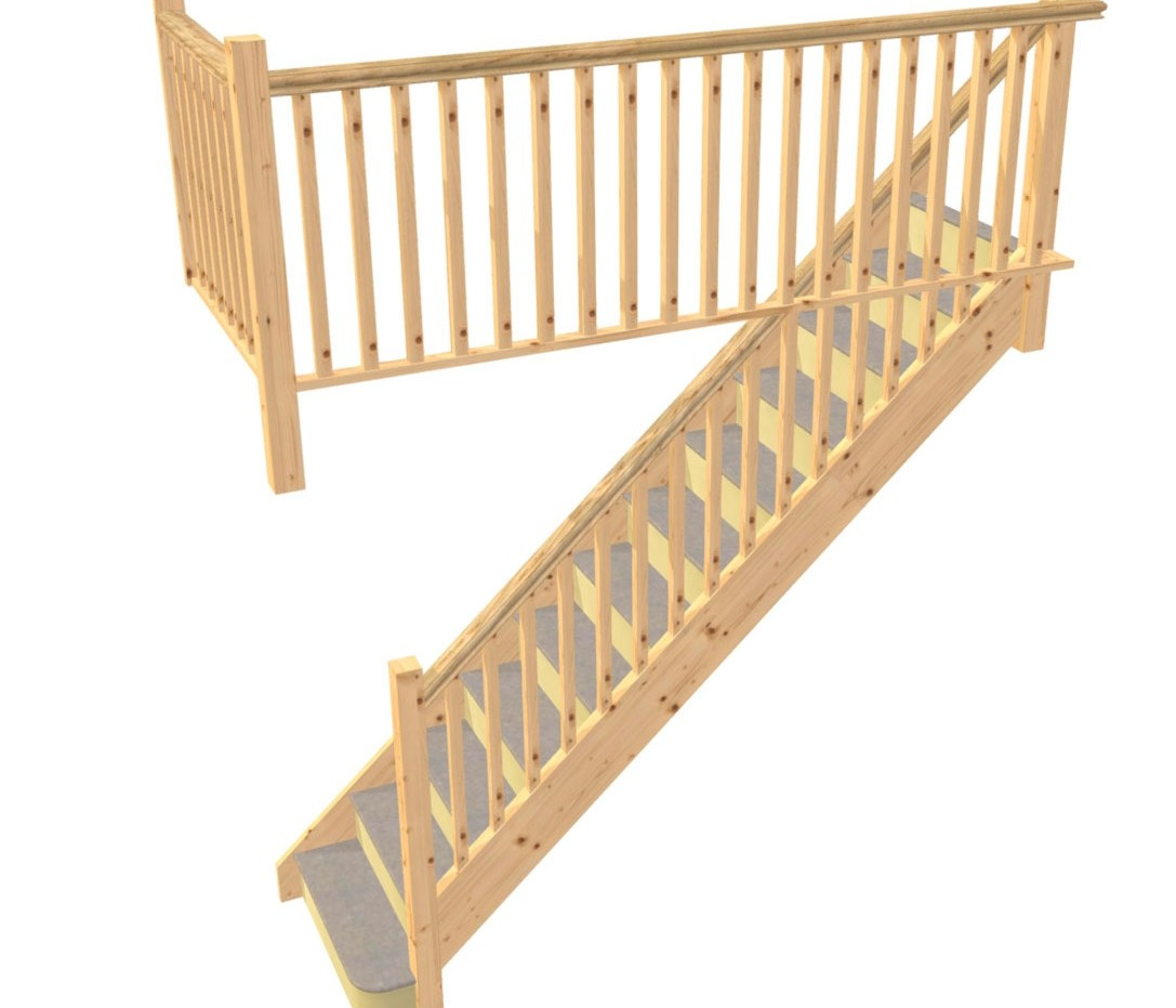 Design Timber Stairs And Staircases Online   Design Your Own Staircase   Metal   Stairway   Painted   Handrail   Grand Entrance