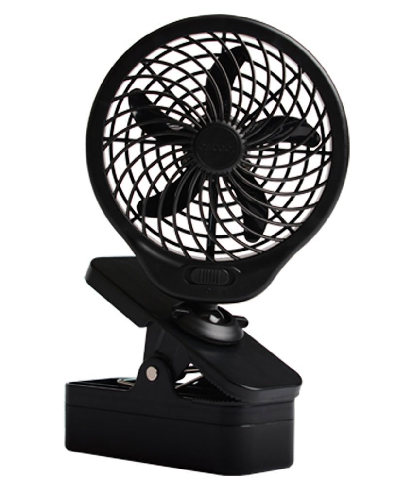 Clip Battery Operated Portable Fan