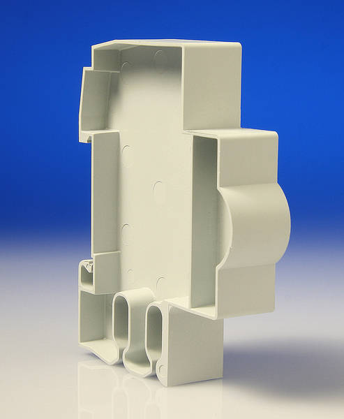 Blank For Wylex Nh Consumer Units Din Rail Mounted