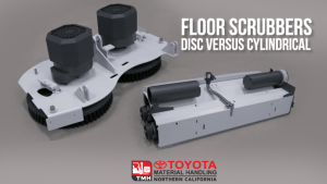 Toyota Forklift Blog Sweepers Scrubbers