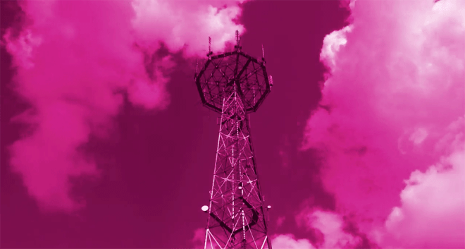 T Mobile shares new end of year 2017 coverage map with 600MHz LTE     tmobiletowermagenta
