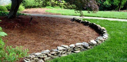What Use Garden Mulch