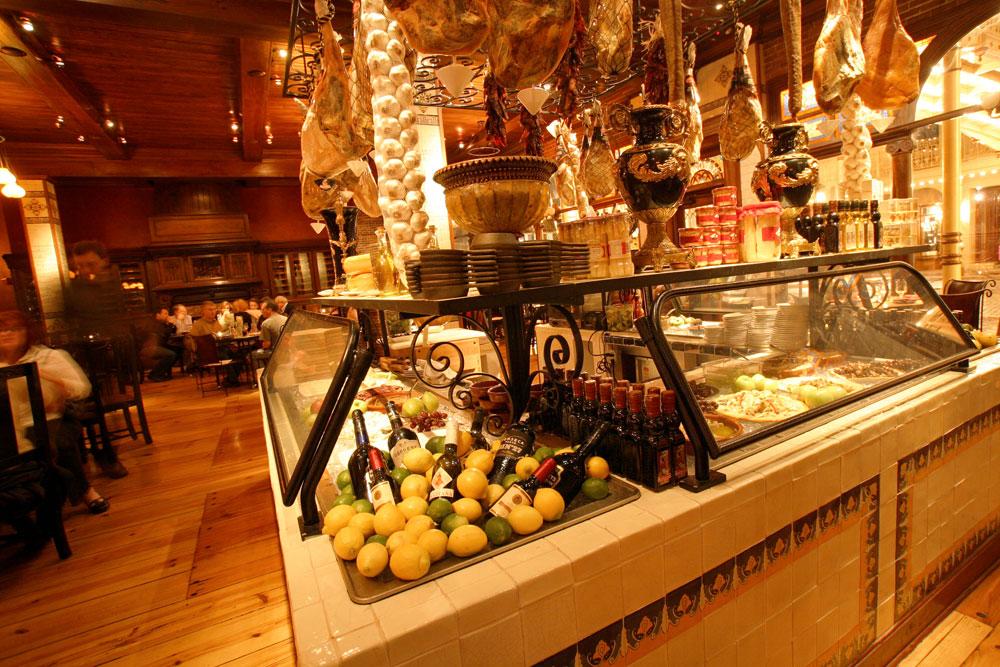 Ceviche Tapas Bar Restaurant