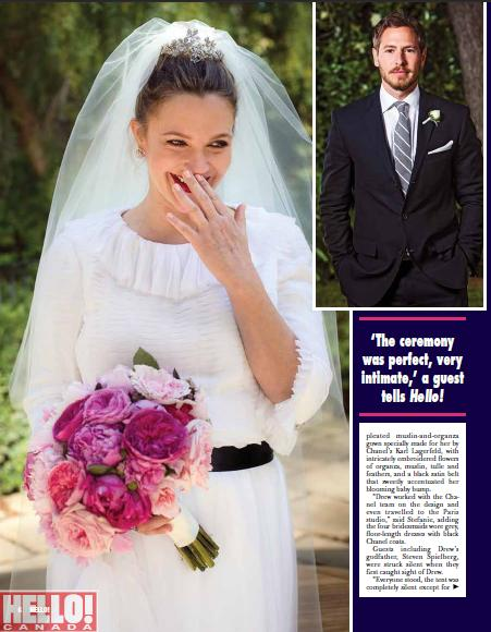 Will Kopelman And Drew Barrymore People Magazine