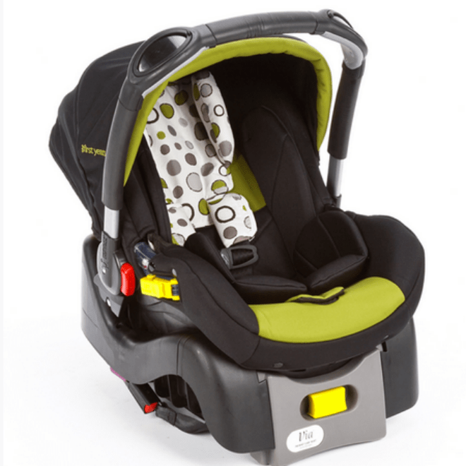 Safety First Booster Seat Recall