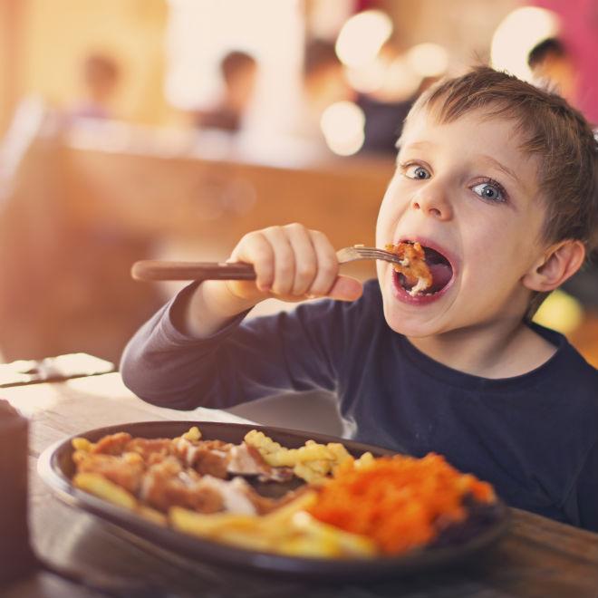 Best Restaurant Toddler Birthday