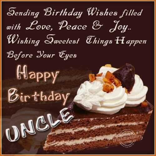 Happy Birthday Cake Umer