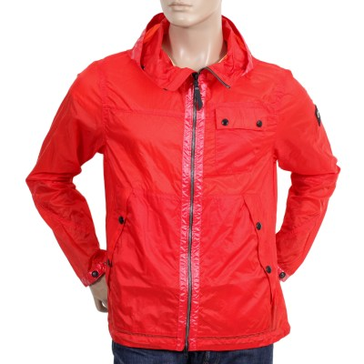 Shop Descente mens dualism parachute fabric jacket at togged