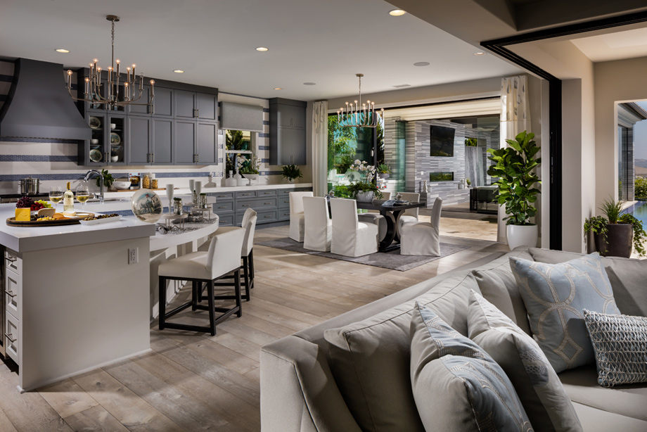 Luxury Homes Kitchen Design