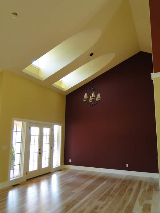 Skylights And Dormers Custom Homes By Tompkins Construction