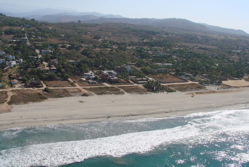 Playas Of Oaxaca Zicatela