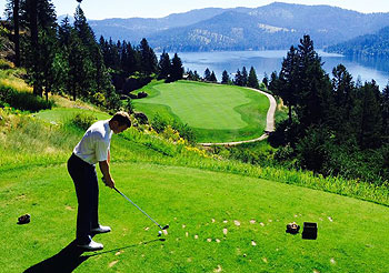 The Golf Club at Black Rock   Idaho   Best In State Golf Course     Black Rock Golf Course   Photo by reviewer