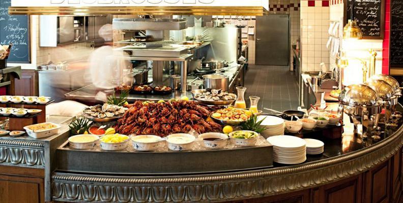 Breakfast Buffet Places Near Me