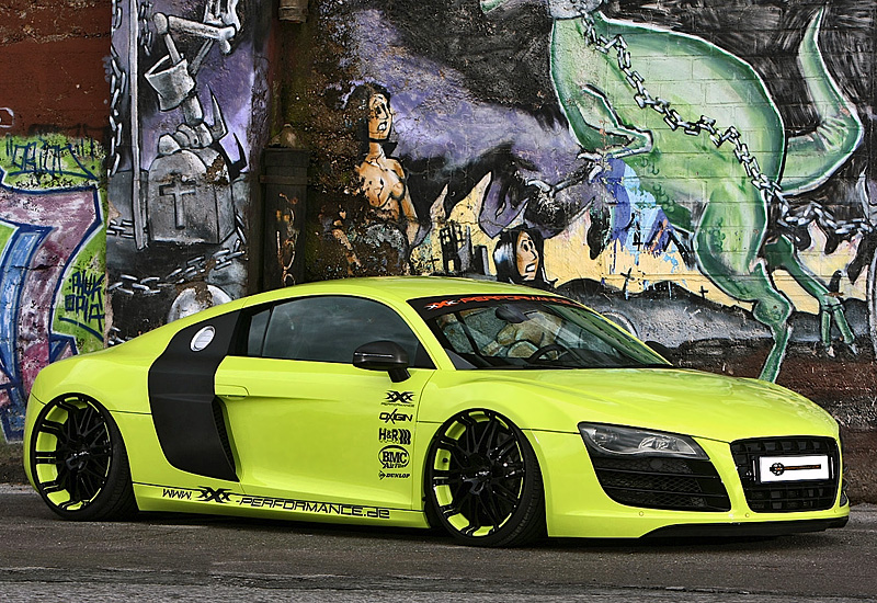 2012 Audi R8 V10 Xxx Performance Specs Photo Price Rating