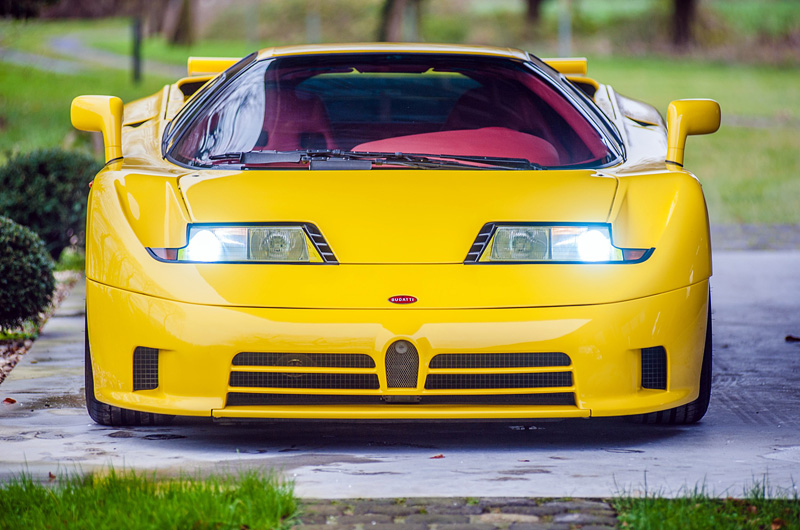 1993 Bugatti Eb 110 Super Sport Specs Photo Price Rating