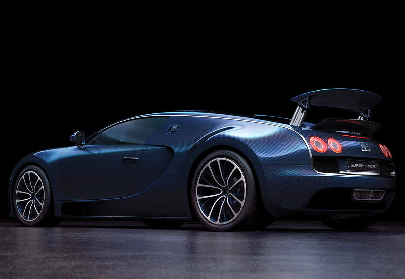 16 Veyron Vs Super Veyrom Sport 4