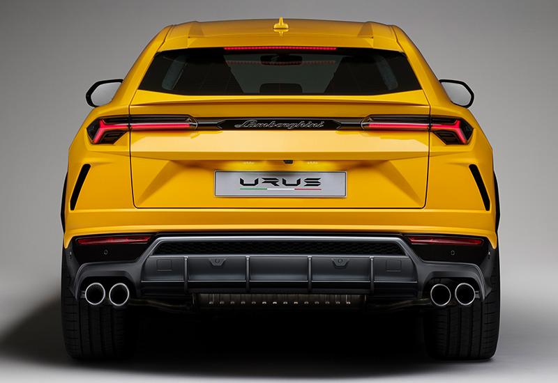 2019 Lamborghini Urus Specs Photo Price Rating