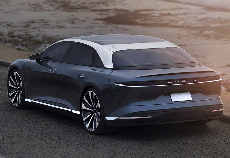 2018 Lucid Air Launch Edition Specs Photo Price Rating