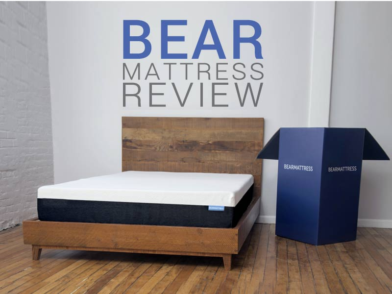 Bear Mattress Review   A Comfortable   Responsive Full Foam Bed Read our Bear Mattress Review and learn about this responsive bed