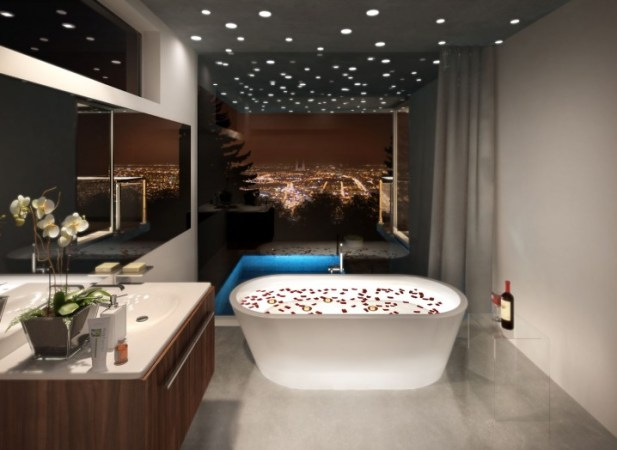 Exquisite Bathroom Ceilings Designs For A Heavenly Look Of Your Bathroom