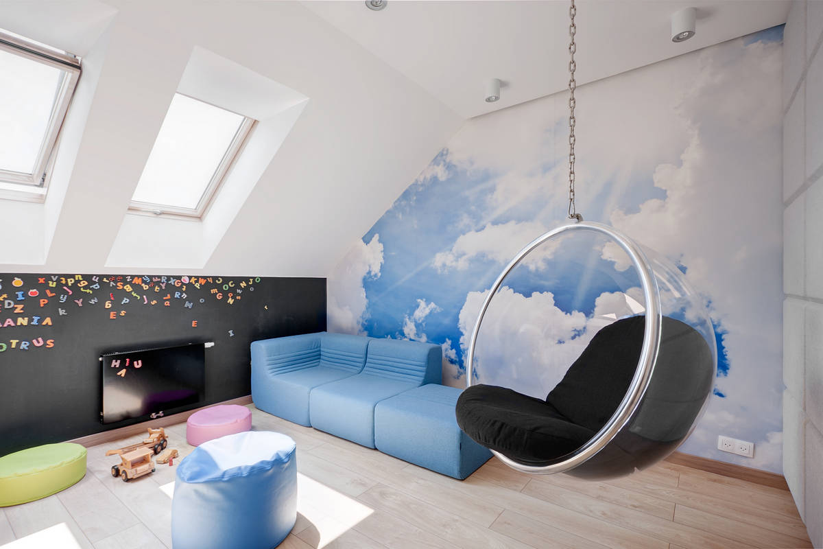 Contemporary Living Room Furniture Design