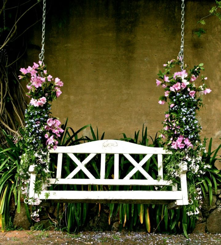 Outdoor Bench Swing