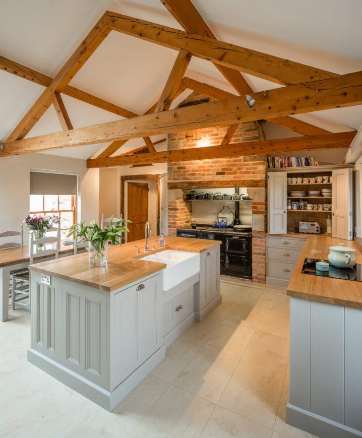 Barn Conversion Interior Design
