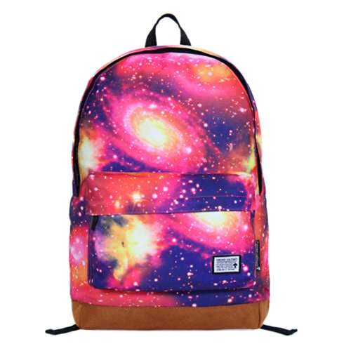 Coofit® Fashion Canvas Galaxy Universe Star Girl's ...