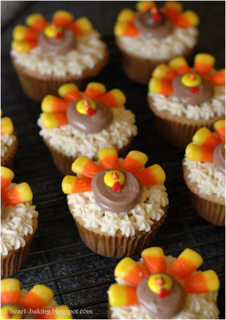 Top 10 Cute Diy Thanksgiving Turkey Treats Top Inspired