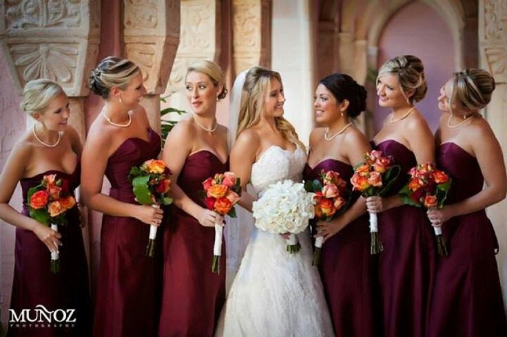 Autumn Dresses Weddings