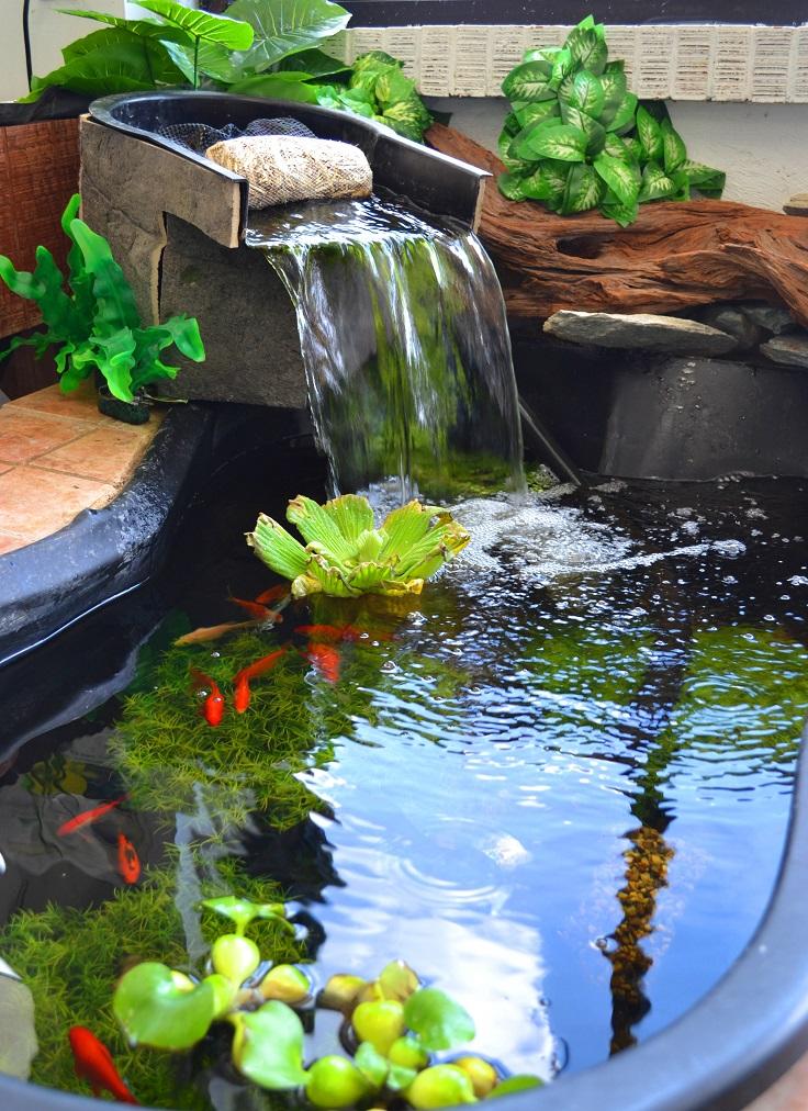 Garden Pond Decorations